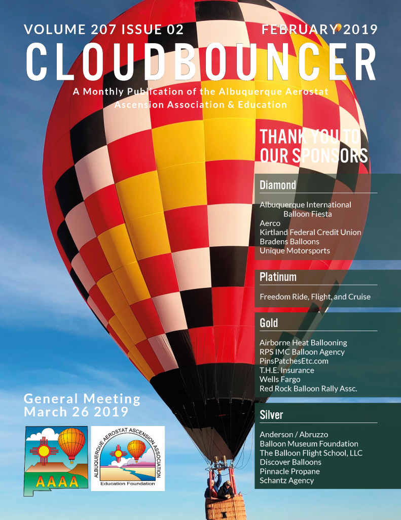 2019 March Cloudbouncer – Low Res
